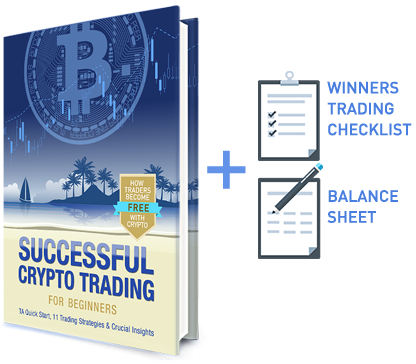 Making small percentage gain from trades crypto